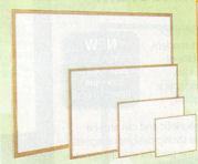 Whiteboard - Wooden Frame