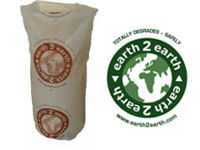 Earth2Earth Degradable  Sacks