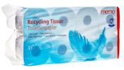Toilet Paper Recycled MEMO 3-ply NEW