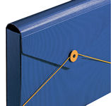 Wide Hardback Folder A4 With Elastic