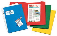 2-flap Folder - A4