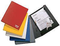 Slim Hardback Folder A4
