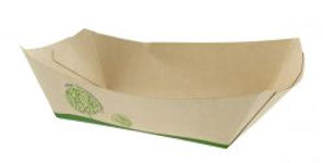 Food Trays Bamboo Paper  - 2.5 lb
