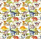 Dino Giftwrap - NEW