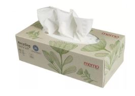 4-ply Family Tissue Box - RECYCLED extra soft luxury