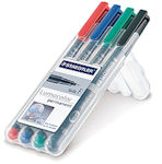 Medium Markers - permanent assorted colours