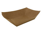 Food Trays Brown Card  - 2lb