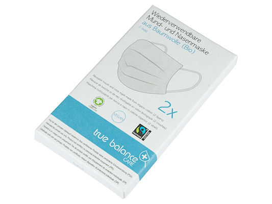Face Masks - Reusable FAIR TRADE organic