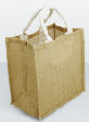 Brighton Lined Medium Jute Bags