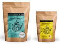 Loose Herbal Teas - Intelligent Tea - NEW