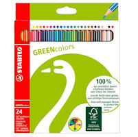 Colouring Pencils Stabilo - FSC certified