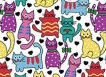 Happy Cats Giftwrap