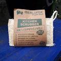 Luffa Dish Scourer - 100% biodegradable