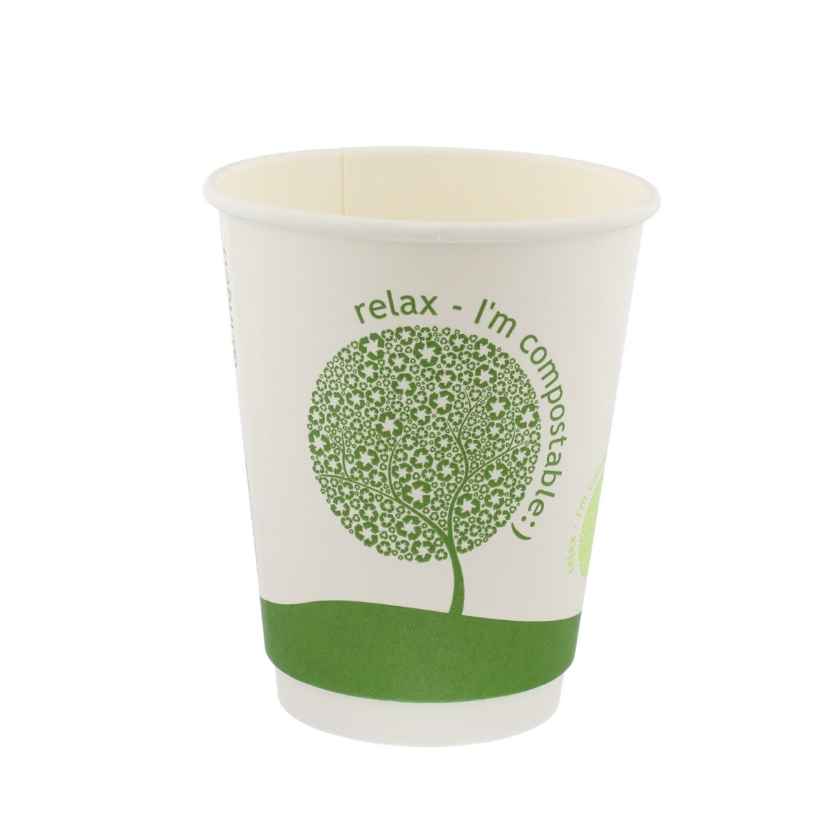 Compostable Paper Vending Cups