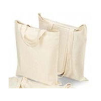 Cotton Bags - 100% Fair Trade Organic short handle
