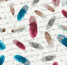 Feathers Giftwrap