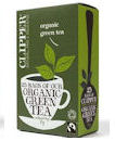 Organic Green Tea - Clipper Fair Trade