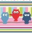 Owls Giftwrap