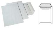 C4 Care Natural Grey Envelopes, Plain, Self-seal
