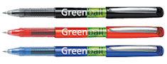 Pilot Greenball Liquid Ink Pen