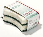 Washing Up Sponges SCOURER, Memo Recycled