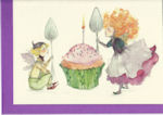 Baglady Design Card: Birthday Elves