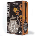 Organic Black Tea - Clipper Assam Loose Leaf Tea