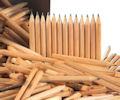 Mini HB pencils