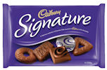 Cadbury Signature Biscuits