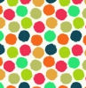 Coloured Dots Giftwrap