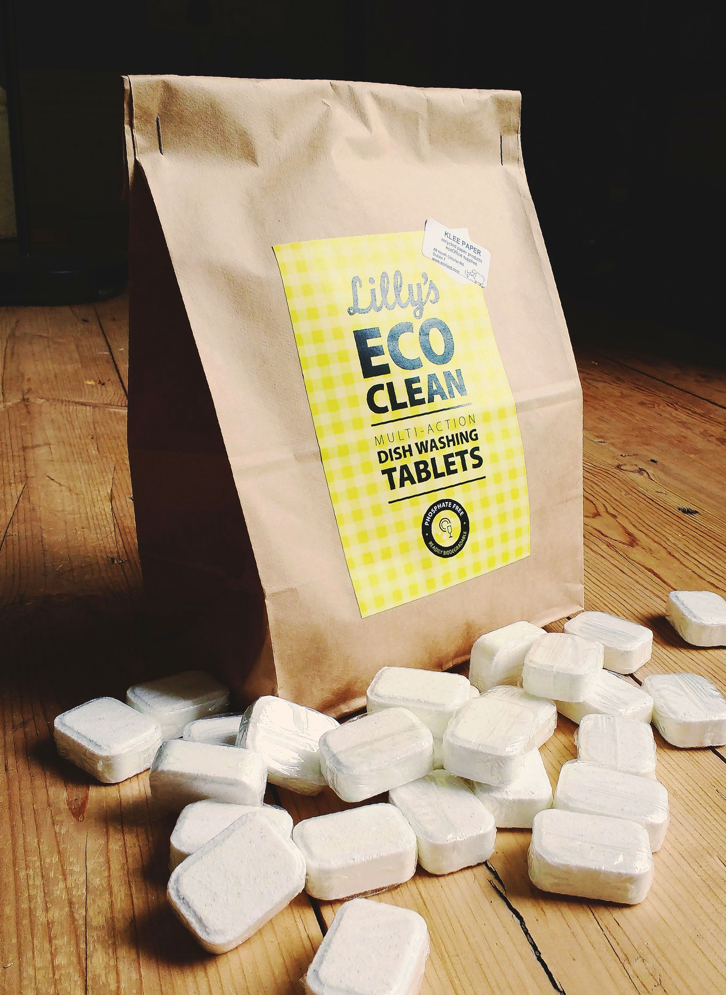 Dishwasher Tablets - Lilly's Eco - special packs