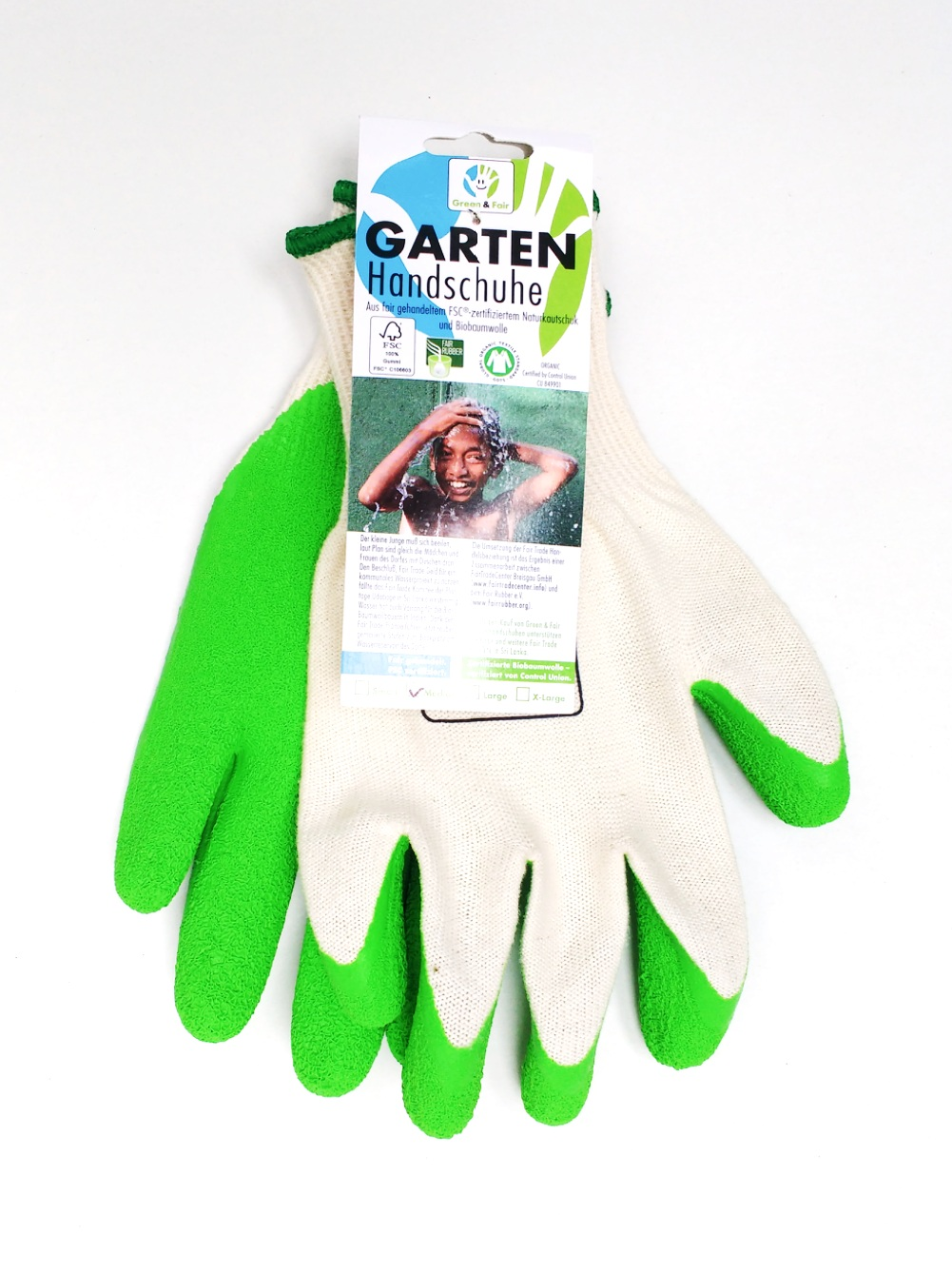 Rubber Gloves, Durable Gardening