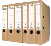 Lever Arch Files, Brown Board
