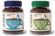 Organic Fair Trade Instant Coffee - Freeze Dried