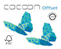 Cocoon 200g Standard White Card